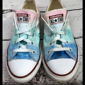 Converse All Star Tie Dye Girl Sneakers